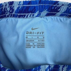Nike Bottoms - ❄️ 4/$20- Nike Blue Camo Dri Fit Running Shorts